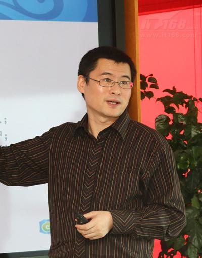 宝利明威副总裁邓峰