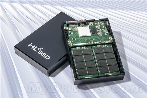 加拿大研发单控制器的8TB海量固态硬盘