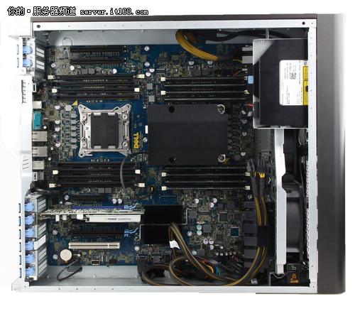 戴尔T7600送测配置