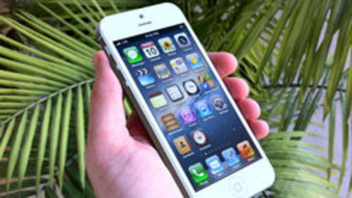 16:9长宽比iPhone5拿在手里是什么感觉