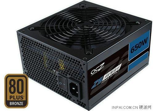 OCZ推新ZS系列主流铜牌电源