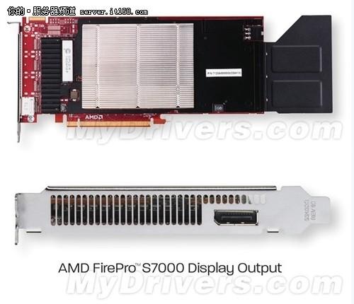 AMD发布全球最强悍的服务器显卡