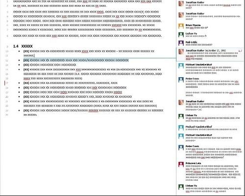 微软Word 2013中的注释和修订功能详解