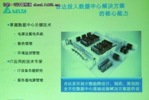 标准化 模块化构建高效云服务机房