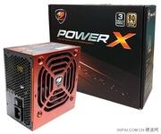 转换效率87% COUGAR推出PowerX系列电源