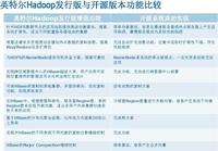 大数据来袭 传统IT厂商紧握Hadoop机遇