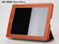 超薄真皮 古古美美iPad2保护套促销199