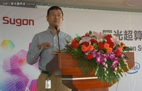 NVIDIA公司项目高级经理邓培智