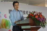 Mellanox公司全球市场开发技术总监刘通