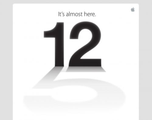 苹果发邀请函 暗示新手机命名为iPhone5