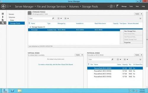 Windows Server 2012十大亮点功能揭密