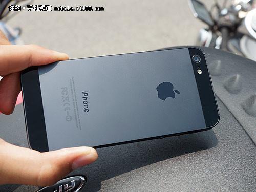 外观升级+全新配件 iPhone5评测之外观
