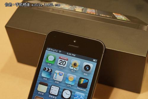 苹果今年又一力作 iPhone5评测之总结
