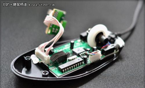 鼠标a3050电路图