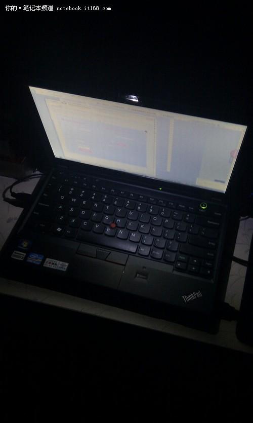 新键盘老体验 ThinkPad X230编辑试用