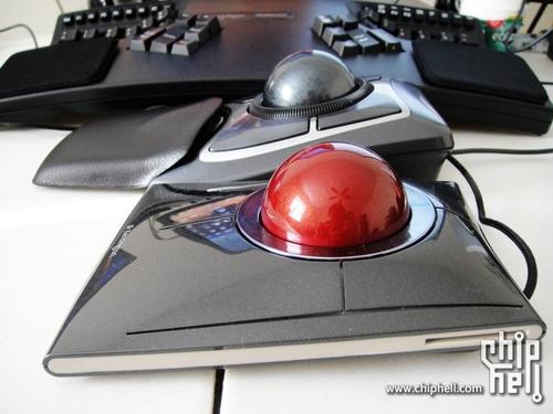 SlimBlade vs Expert Mouse之外观