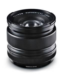 XF镜头新成员 富士X系列相机新镜头发布