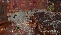 《魔兽》遭黑客入侵 主城横尸遍野