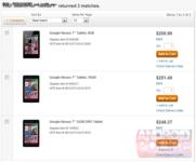 爆料 国外电商网站开卖32GB版本Nexus 7