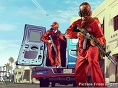 Rockstar公布《侠盗飞车5》首张设定图