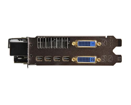 GPU自动超频 微星推出新版R7970 BE闪电
