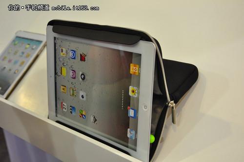 2012香港环球资源展:X-DORIA推新苹果套