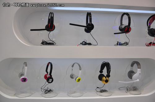 2012香港环球资源展:硕美科耳机登场