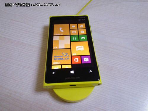 售4688  电信版诺基亚Lumia920售价公布