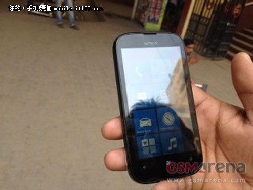 售价千元  诺基亚Lumia510样张首次曝光