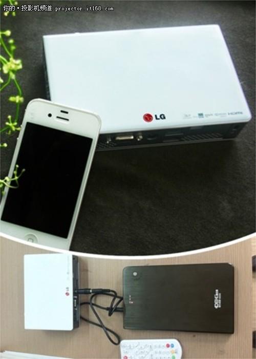LG投影机正式入驻中国首个儿童户外基地