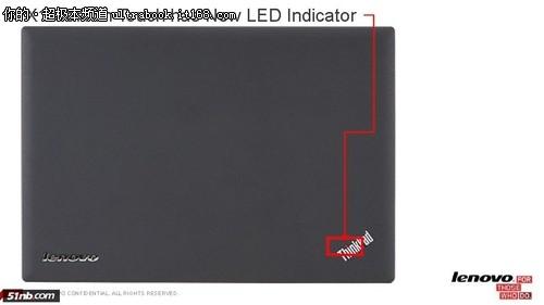 改触屏更时尚 联想推ThinkPad X1 Touch
