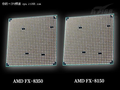AMD FX-8350实物展示与简介