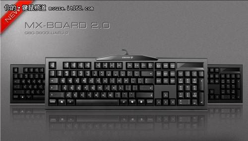 Cherry樱桃G80-3000机械键盘359元包邮