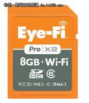 亚马逊约320元 Eye-Fi8G无线SD卡特价中
