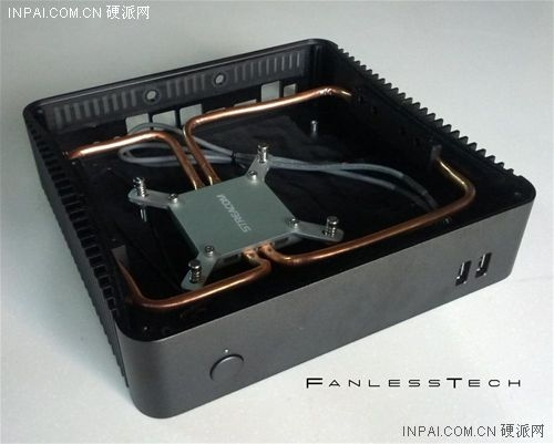 Streacom FC02机箱曝光