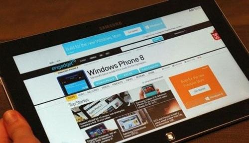 IE 10浏览器win8版和WinP 8版有什么不同?01