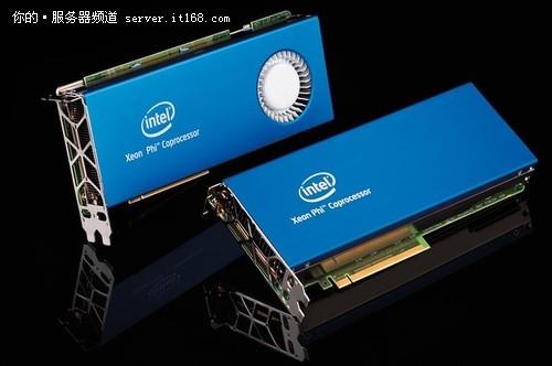 英特尔发布全新架构至强融核协处理器