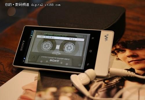 新增亮点——Classic磁带机播放