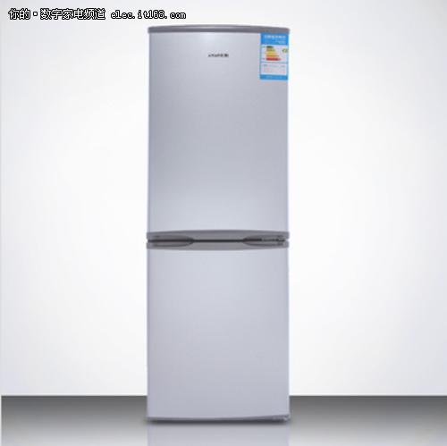 近4000好评 奥马176升双门冰箱仅售1080