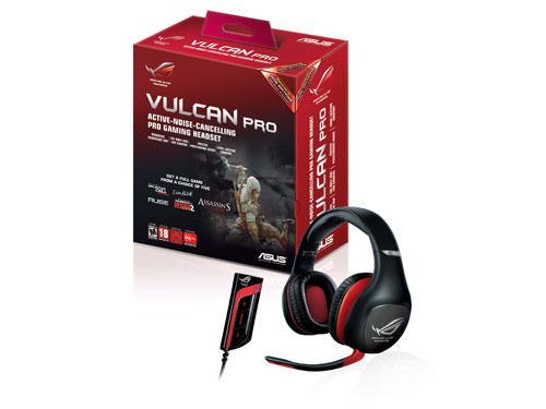 华硕ROG Vulcan PRO 电竞主动降噪耳机