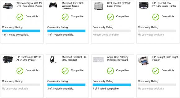 中枪没? 微软发布Win RT兼容设备列表