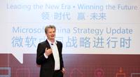 全面践行在华发展 微软中国战略进行时