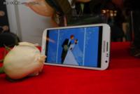 三星NoteⅡ携手世纪佳缘创世纪集体婚礼