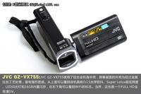 内置WiFi小巧机身 JVC GZ-VX755报价
