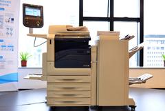办公室节能计划 富士施乐C5575能耗测试