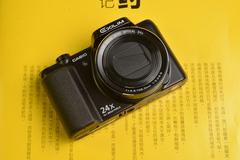 长焦装进口袋里 卡西欧EX-H50试用评测