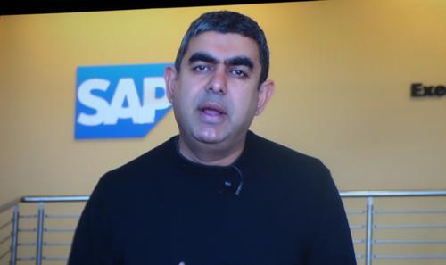 SAP CTO史维学: