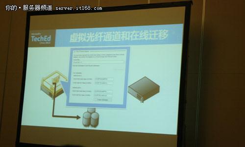 TechEd 2012:Server 2012 Hyper-V存储