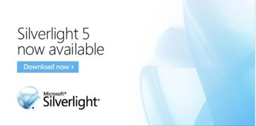 微软再次整合 将关闭Silverlight官网