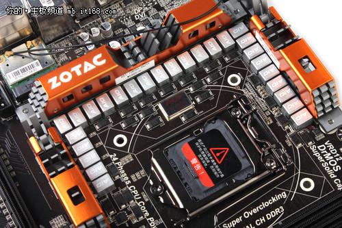 参评主板参数及技术解析索泰Z77EXTREME